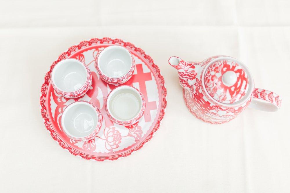 Tea Ceremony time!