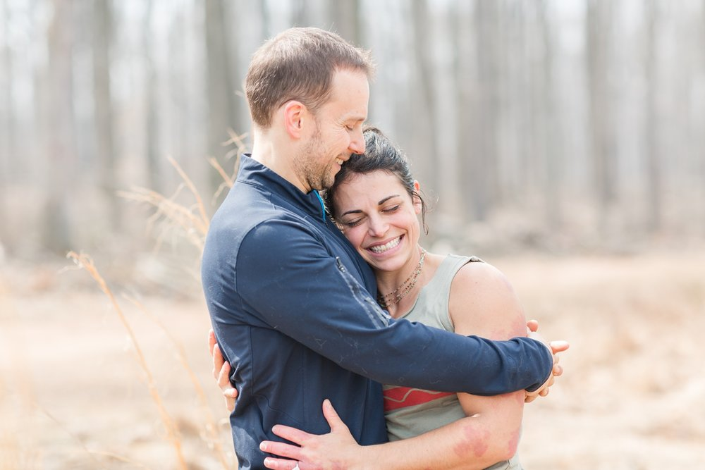 See more from   Matty and Angel's proposal and engagement session at Oregon Ridge Park here  !