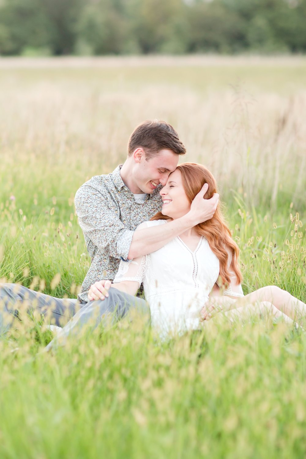 See more from   Leo and Jessica's engagement session at the Maryland Agricultural Resource Council here  !