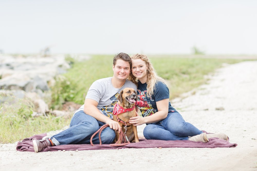 See more from   Dan and Kirsten's North Point State Park engagement session here  !