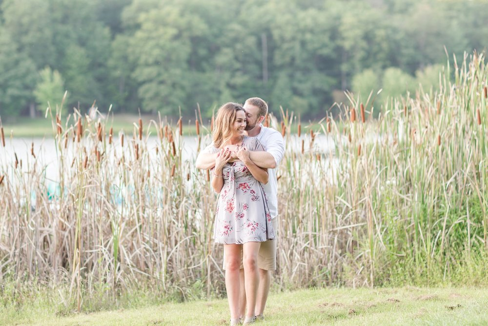 See more from   Shawn and Elise's engagement session at Greenbrier State Park here  !