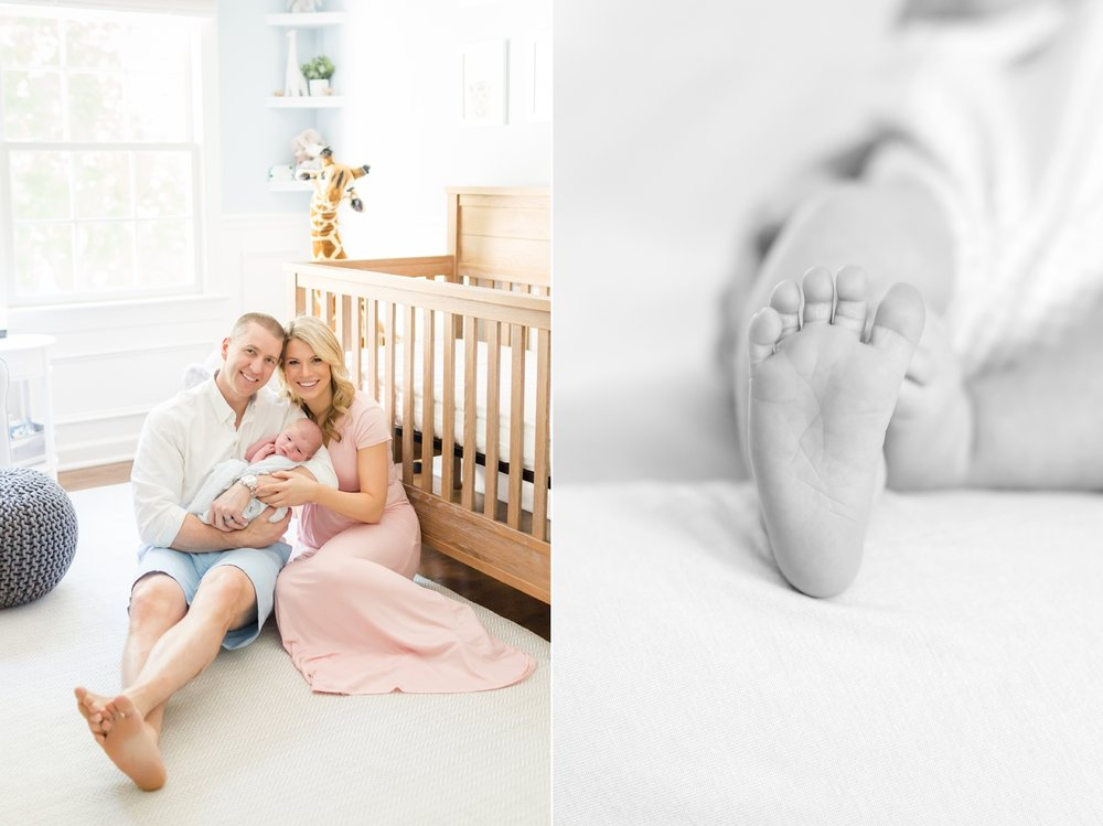 See more from   baby Jack's newborn session here  !