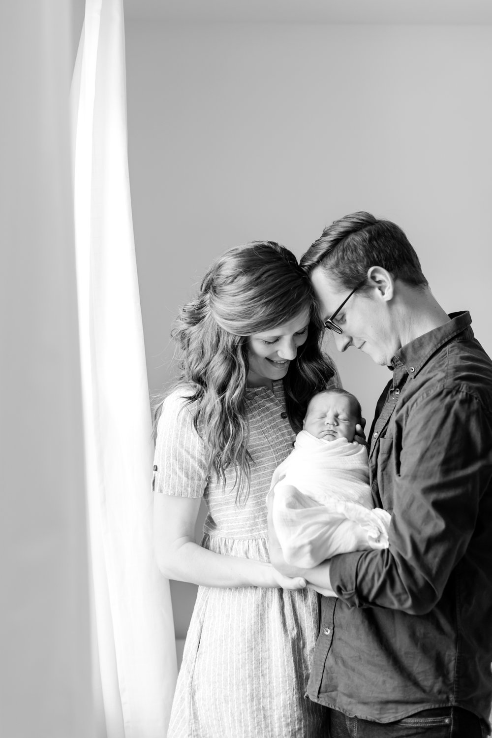 See more from   baby Levi's newborn session here  !