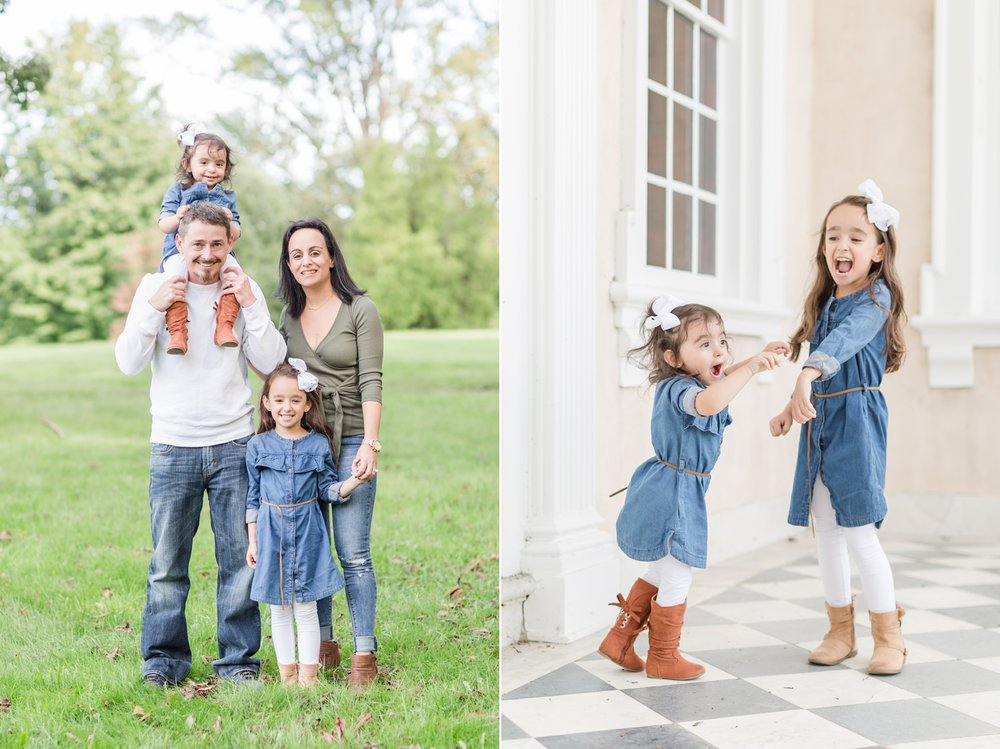 See more from the   Ghobadi-Krueger family session at Hampton Historical Site here  !