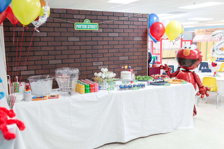 Paytons 2nd Birthday Sesame Street 43 Elmo