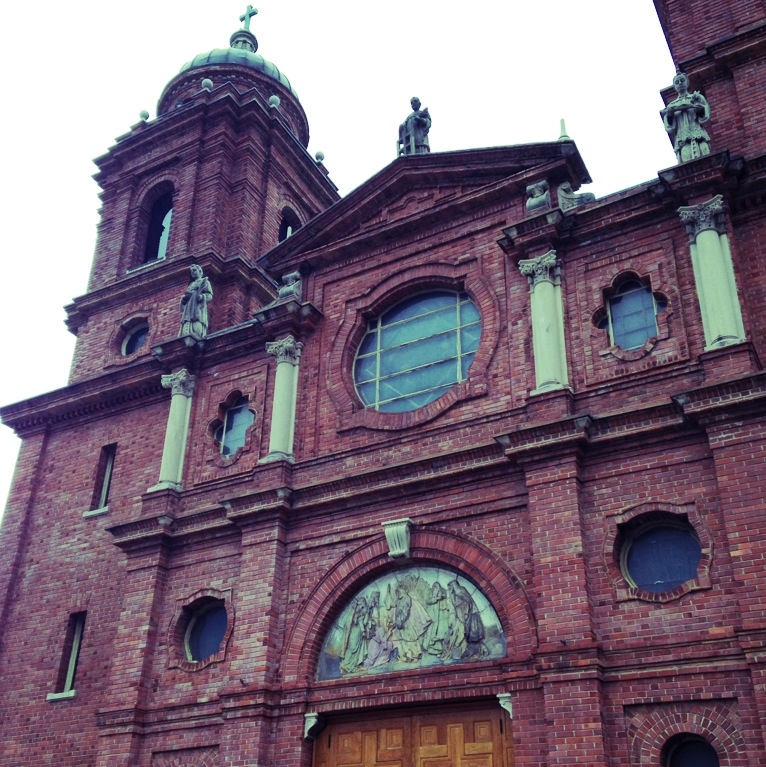 The Basilica of St. Lawrence