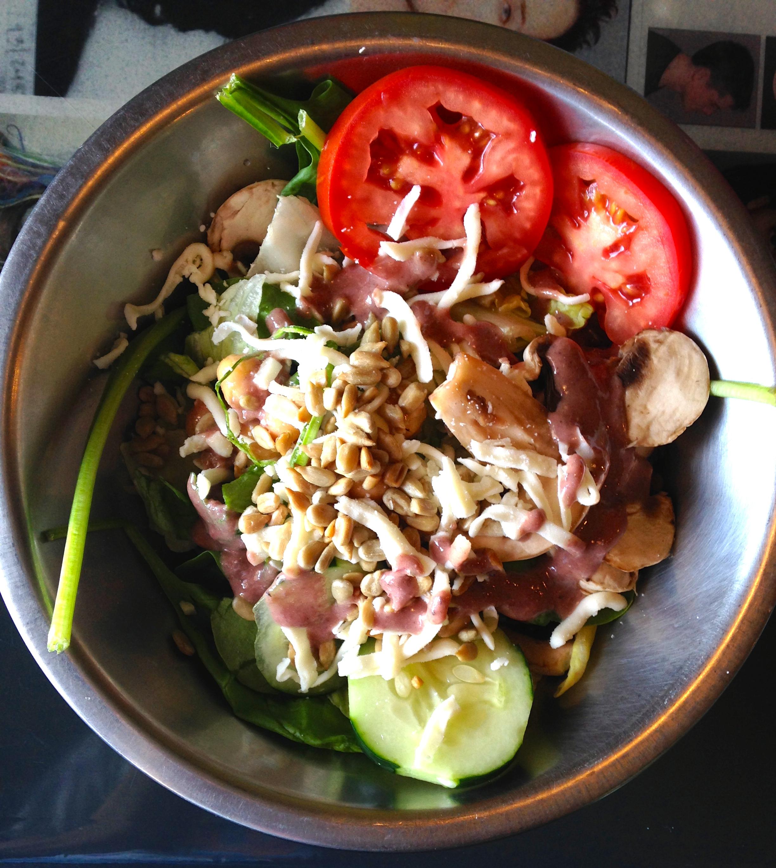 Worlds Best Salad