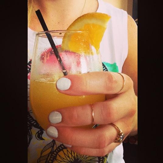 My favorite beverage.