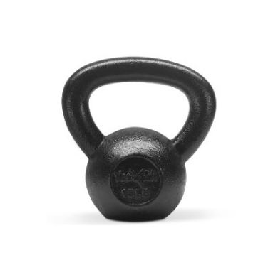 kettle bell workout 1