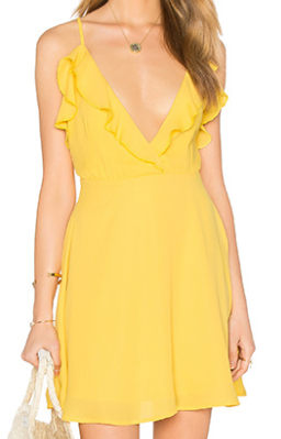 best yellow dresses 2016 03