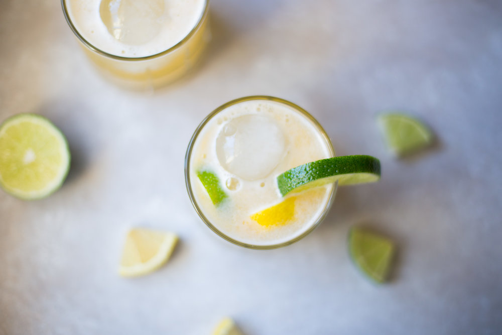 The most amazing margarita recipe ever! These simple cocktails perfectly balance the crisp flavor of tequila with the sweetness of organic agave nectar, Cointreau, and fresh citrus juice.