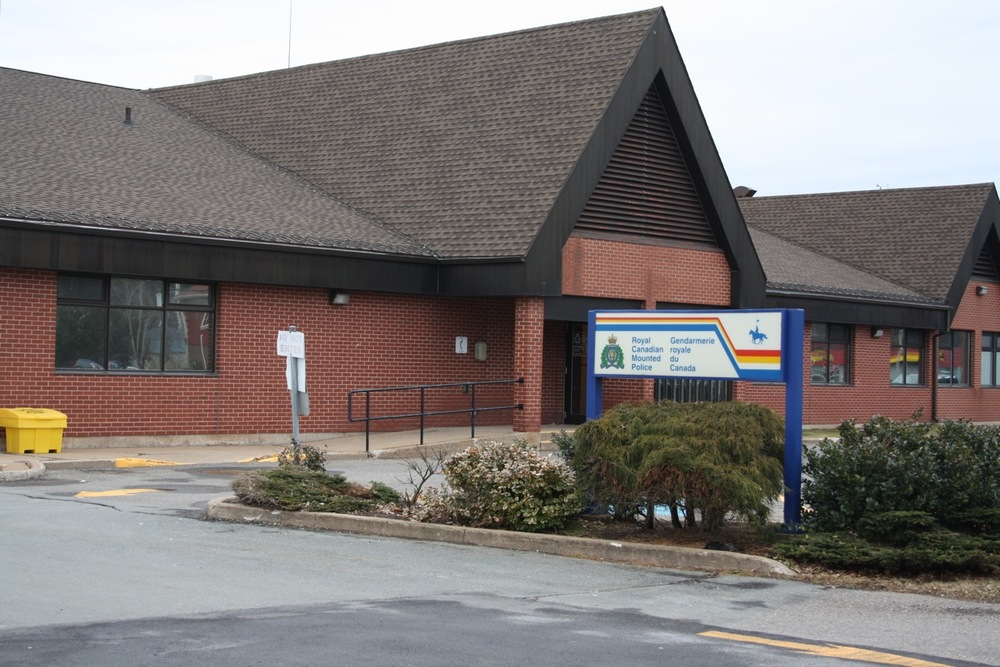 A man described to the judge at a sentencing hearing why he urinated and defecated in a holding cell at the New Minas RCMP station after being arrested for public intoxication and obstruction. (IAN FAIRCLOUGH / Local XPress)
