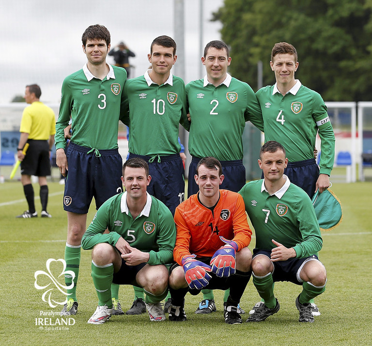 Ireland v Portugal - 2015 CP Football World Championships