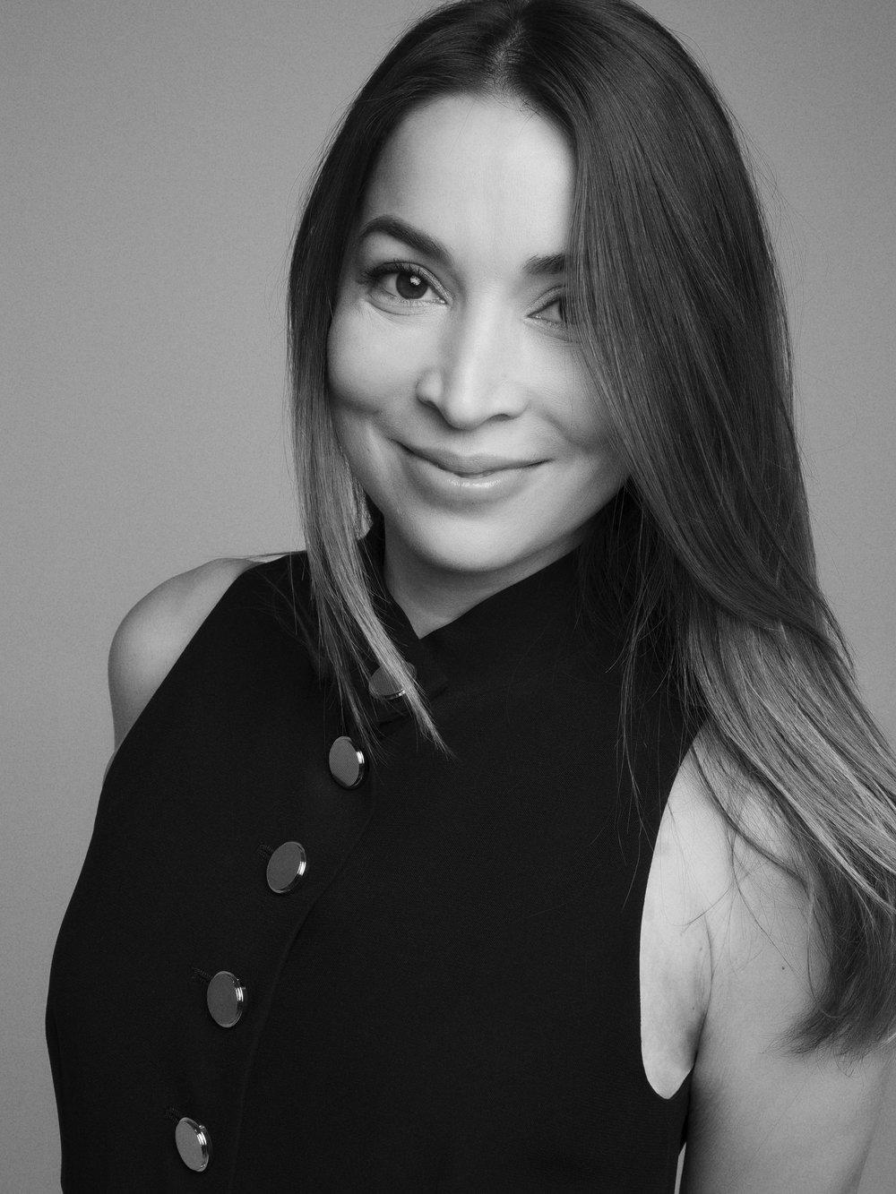 W Magazine Editor Claudia Mata