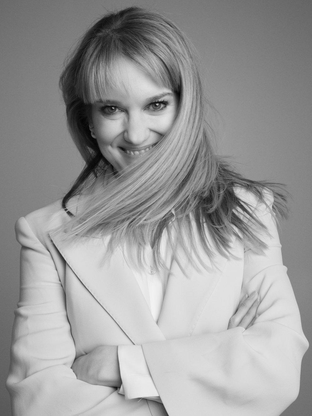 W Magazine Editor Jane Larkworthy