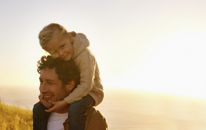 Studies show that children benefit most when both parents are involved in their life.