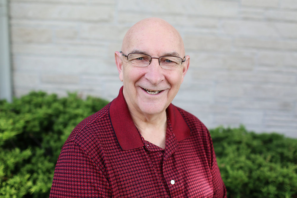 Bob Confer Associate Pastor Older Adults and Support Groups bob.c@myfirstchurch.com