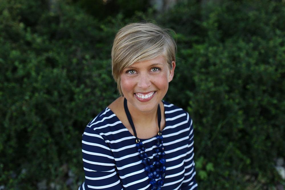 Kate Ott Online Communications Coordinator