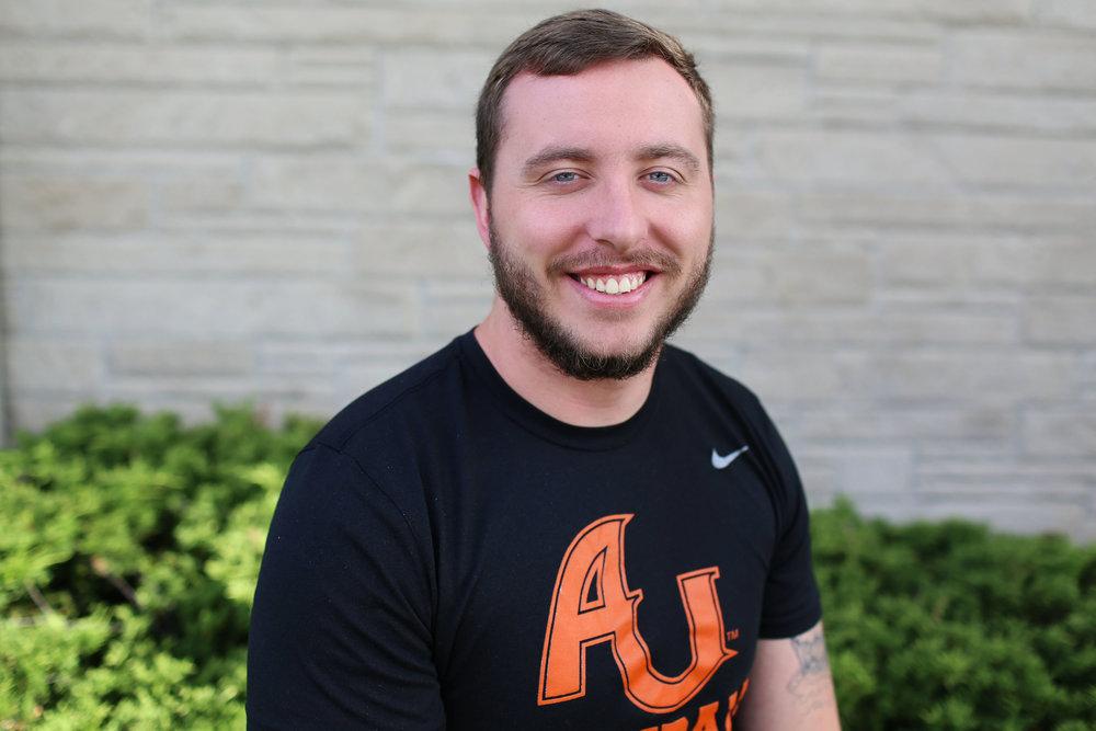 Jason Rowland Student Ministries Intern jason.r@myfirstchurch.com