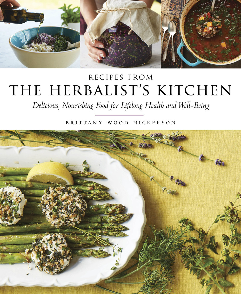 Recipes from the Herbalists Kitchen