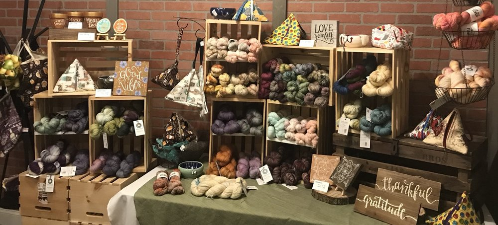 Tangled Roots Yarn Shop