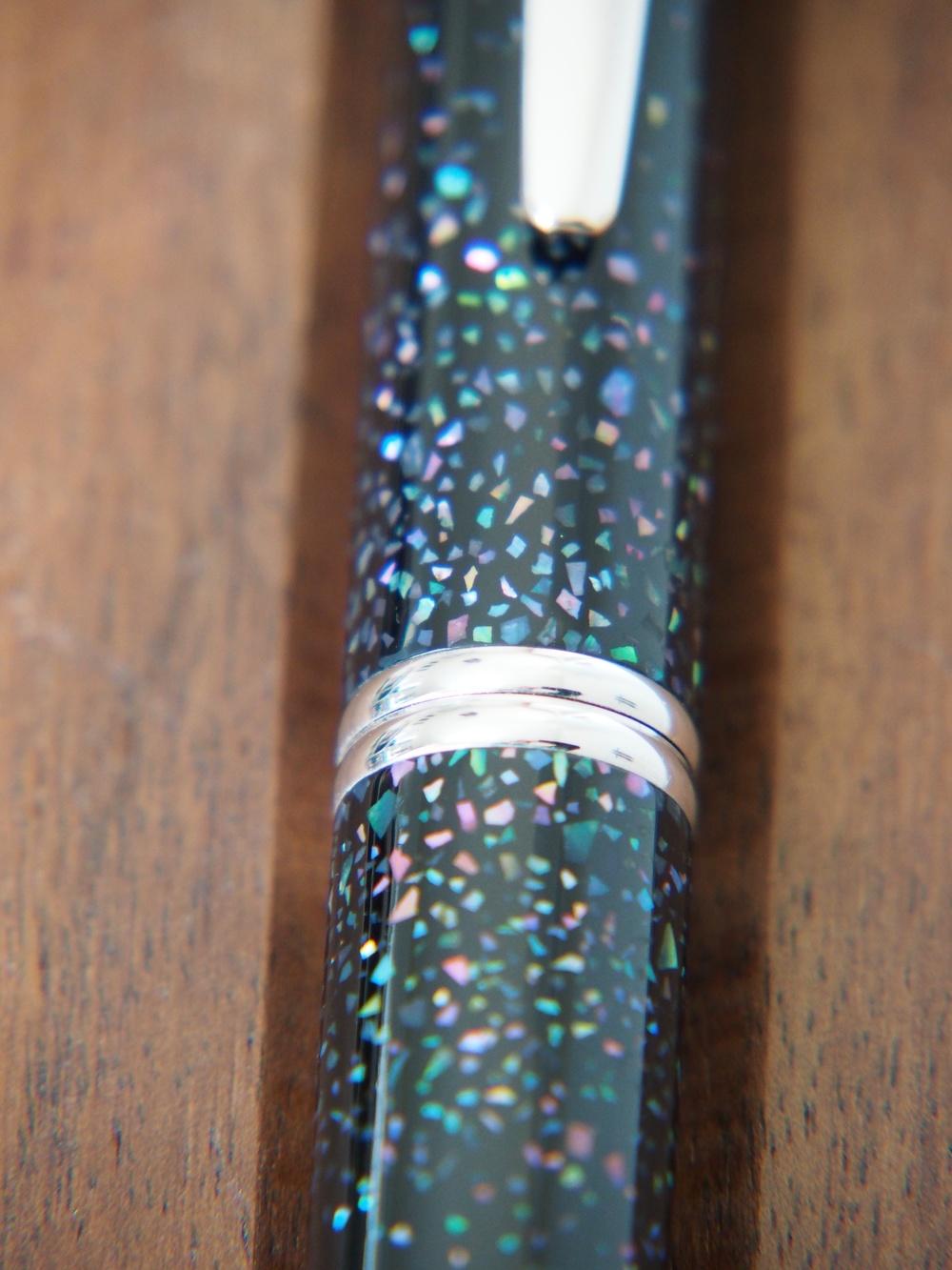 Mesmerizing sparkles