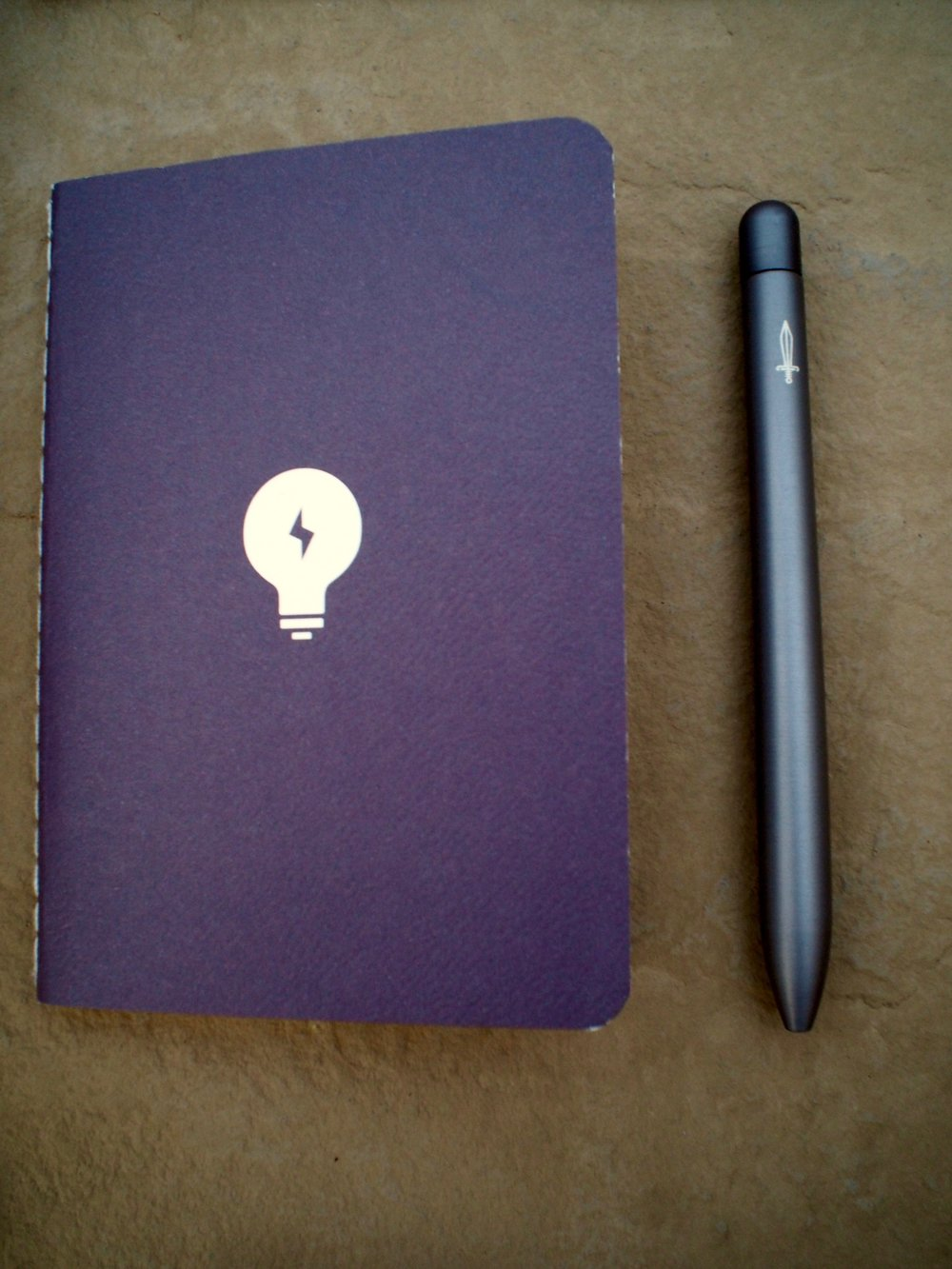 Baron Fig Apprentice Notebook & Squire Pen