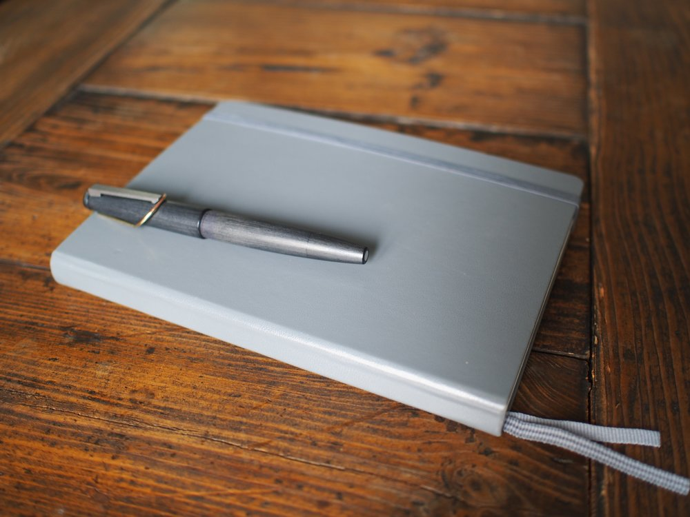 Perfect Match - Lamy 2000 + Leuchhturm 1917 A5 Notebook