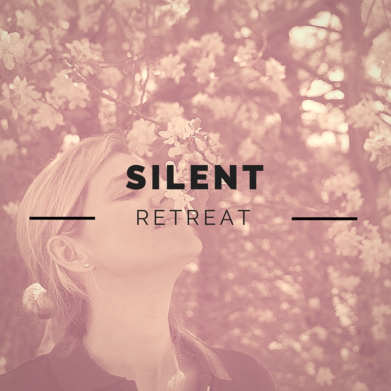 Next silent retreat coming up June 5th, 2016