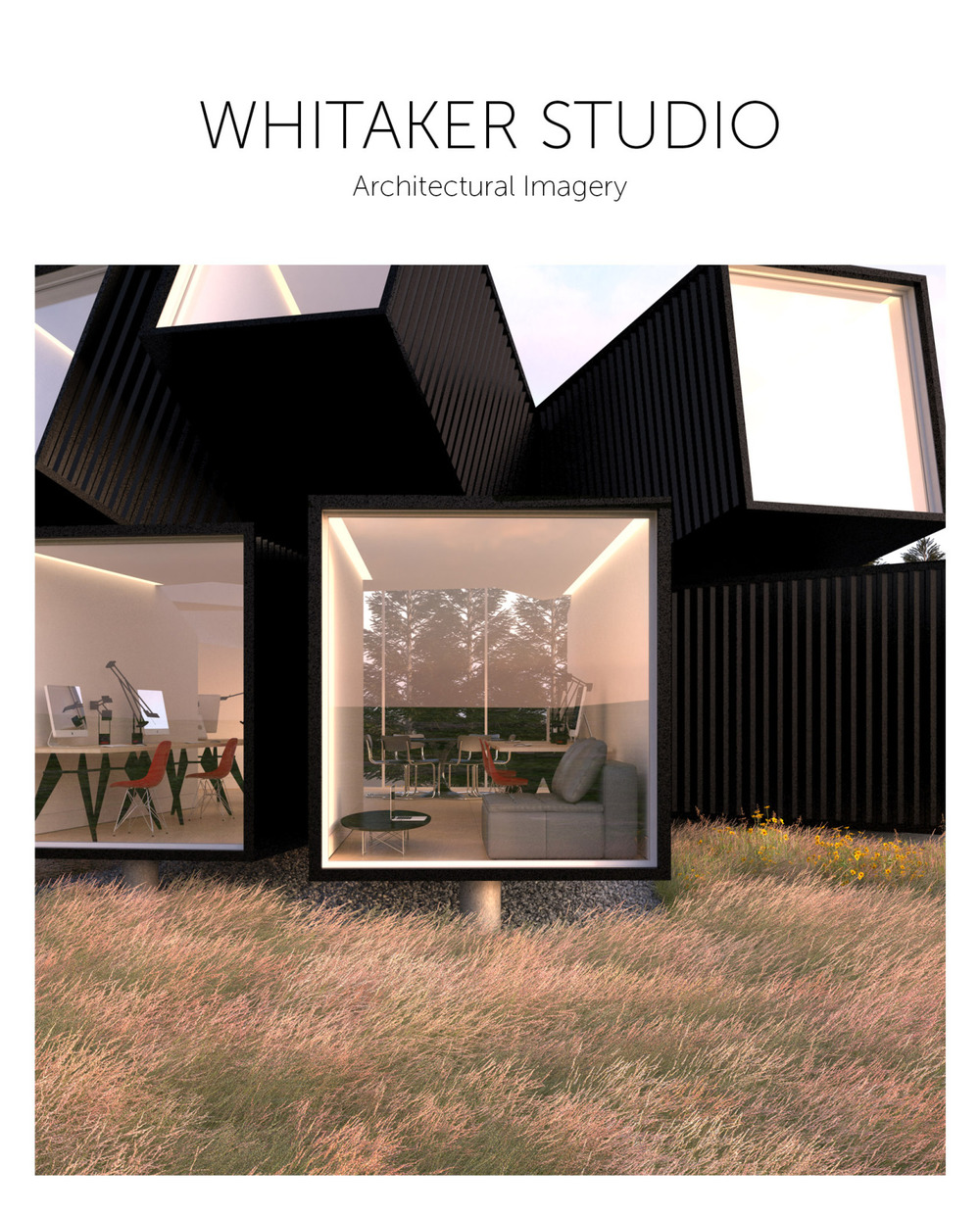 As of 16th February Whitaker Studio will be expanding into the virtual world of architectural visualisations, so that we can offer imagery from conception through to completion. A small but growing portfolio of my work is available on our  website  and price sheets are available on request.  Hopefully see you soon.