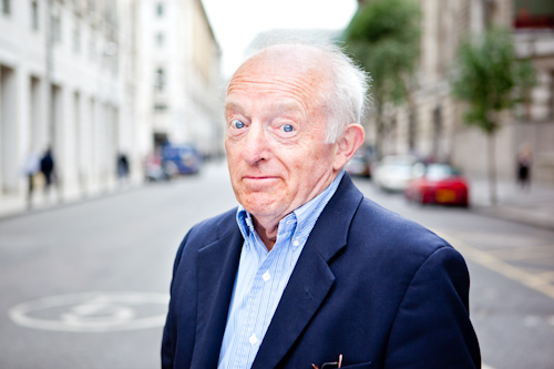 """You'll like this… not a lot, but you'll like it"" It was with great pleasure that last week I got to photograph Paul Daniels! (And in turn meet Debbie McGee!) My girlfriend, a proud owner of a Paul Daniels magic kit in her youth, was exceptionally jealous of this shoot."