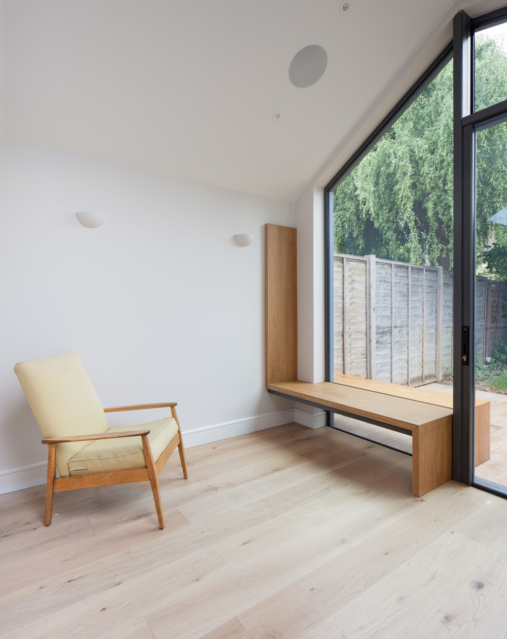Balham extension photographed by Whitaker Studio