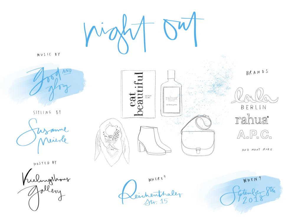 Frida von Fuchs — Night Out 2