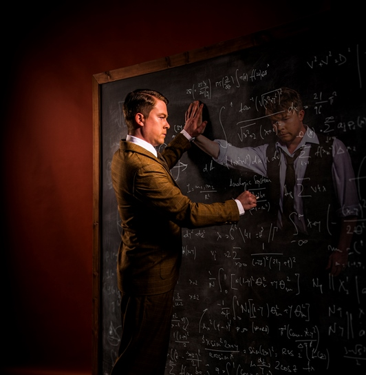 Remembering a genius - Daniel Rigby as Alan Turing