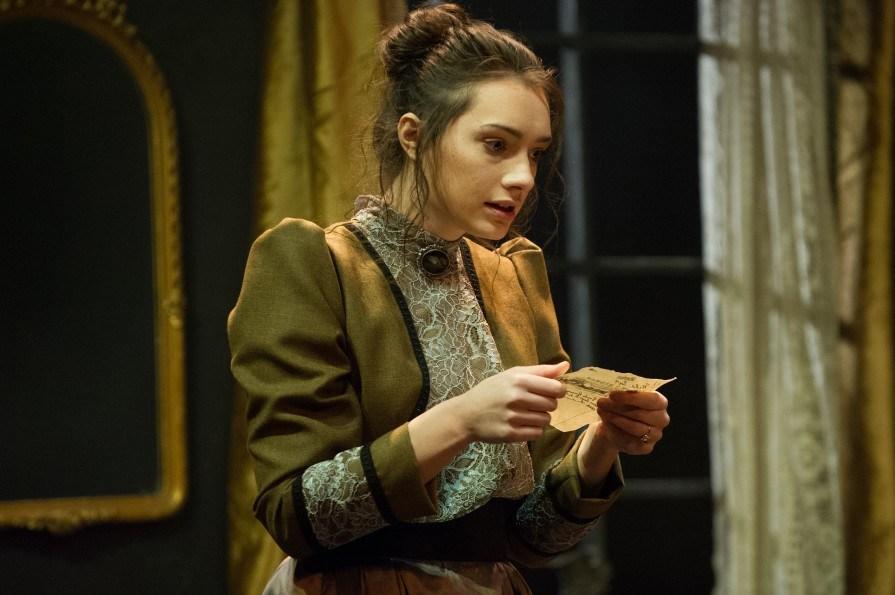 Impressive - Parissa Zamanpour as Bella Manningham