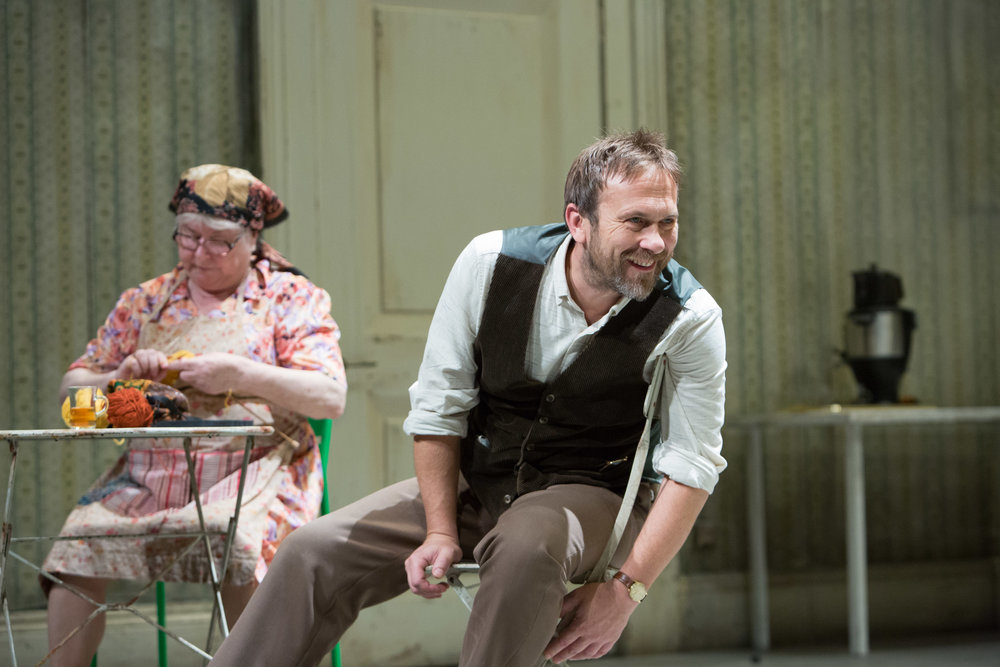 Jason Merrells as Astrov in Uncle Vanya