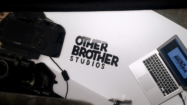 Other Brother Studios makes a new stop-motion logo animation ...