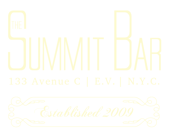 The Summit Bar - 133 Avenue C - EAST VILLAGE - N.Y.C.