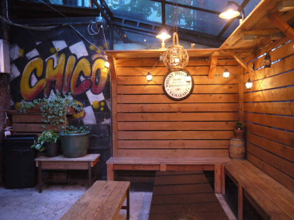 Outdoor Patio (Closes at 11pm Daily - Seasonal Availability)