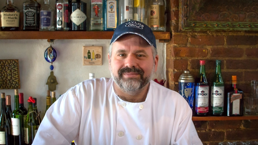Dan Demarti, Owner and Executive Chef at Olea