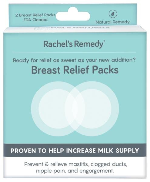 Rachel S Remedy Breast Relief Packs Whaley S Pharmacy Inc