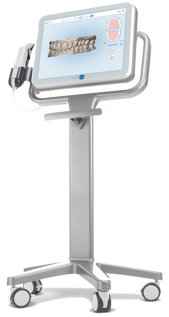 Itero 3D Scanner for Invisalign