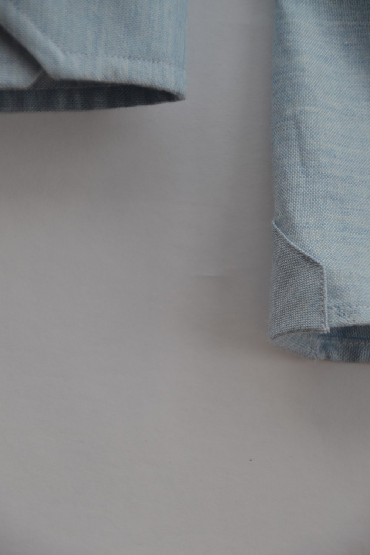 Side-seam detail