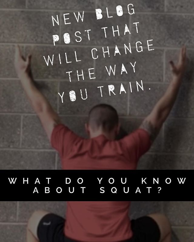 Check out this great blog post by Coach Chris! Evaluate and improve your squat! #squatday #squats #squat #squattherapy #prehab #mechanics #functionaltraining #crossfit696 #fitnessconcepts  http://www.fitconcepts.net/blog/2018/3/5/what-do-you-know-about-squat