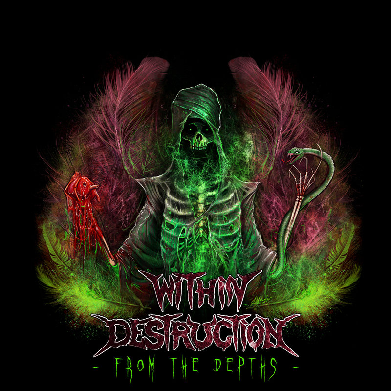 From the Depths - Within Destruction