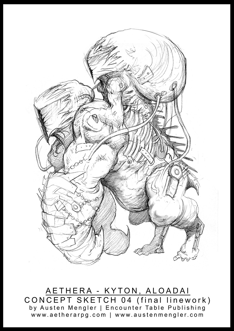 ALOADAI - Concept Sketch 04