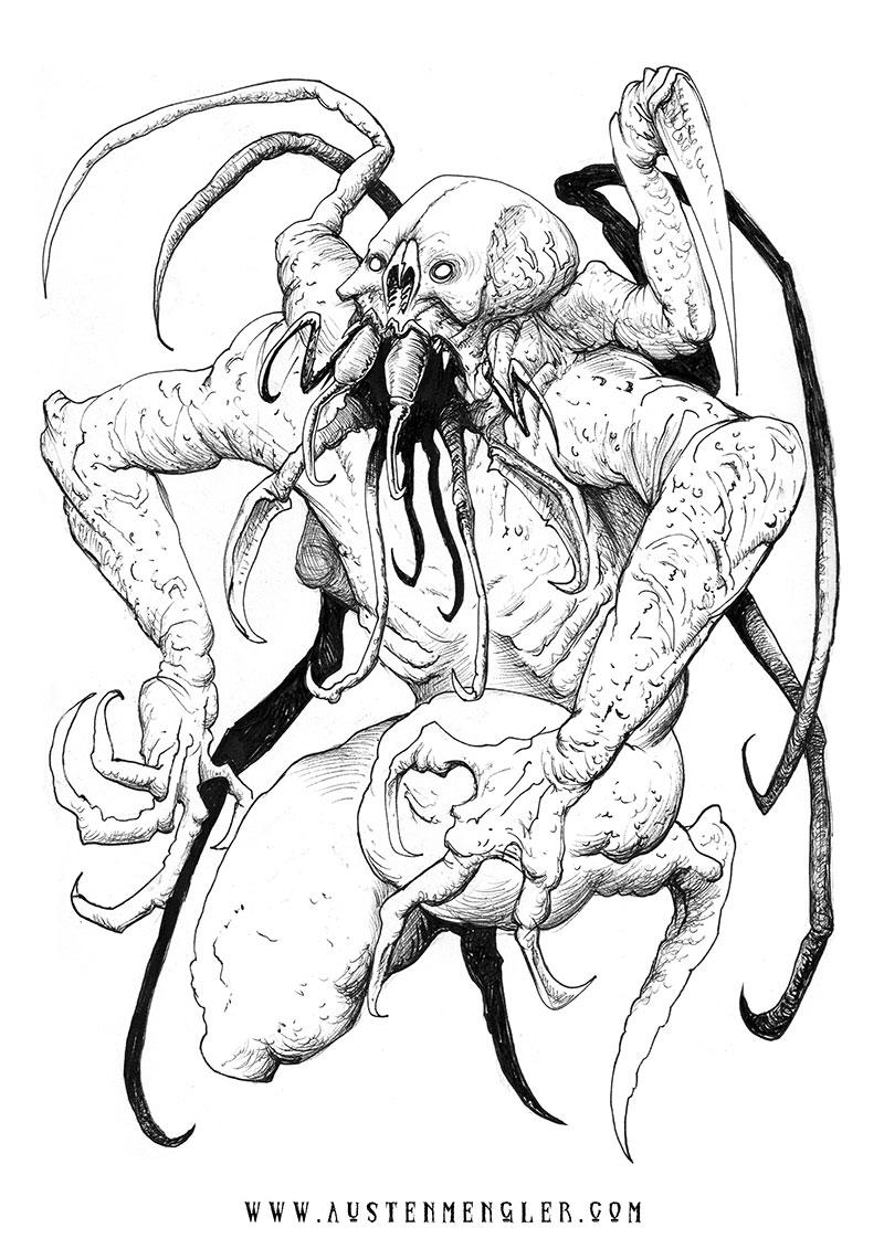 SPIDER-THULHU