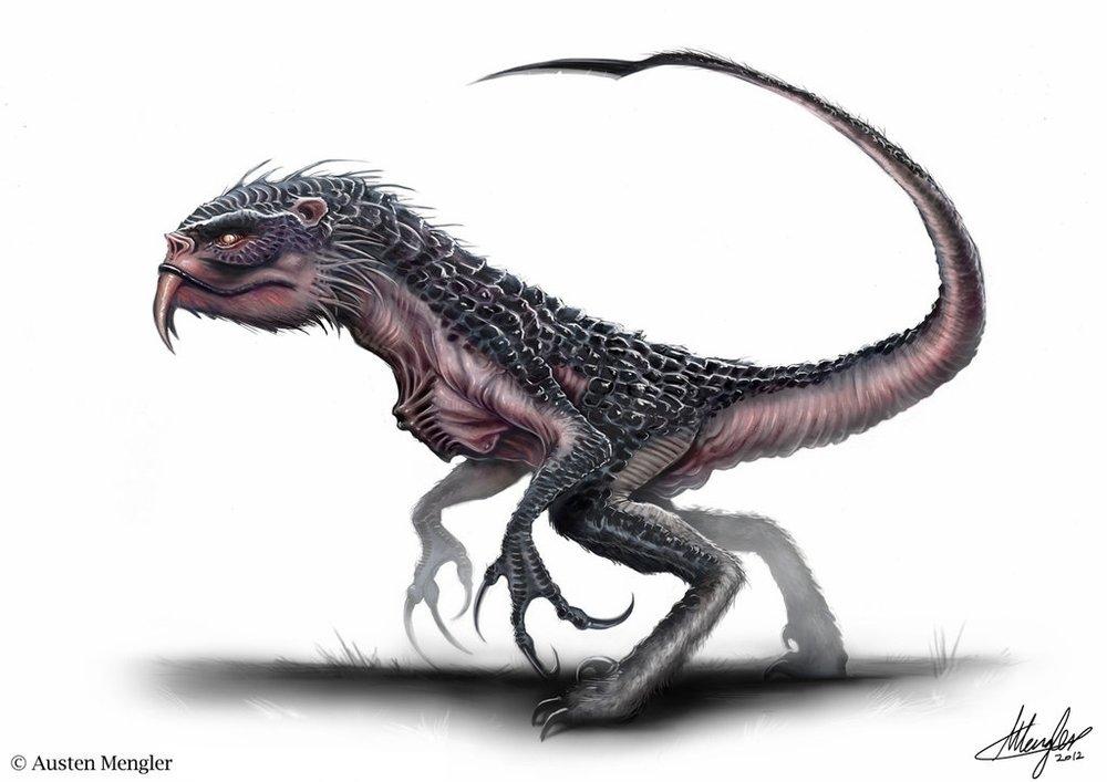 Mammal Raptor