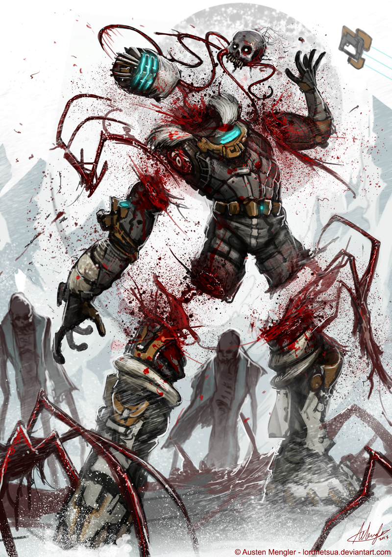 DEAD SPACE 3 - Divided