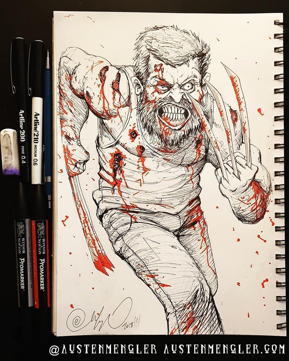 Day 08 - Logan